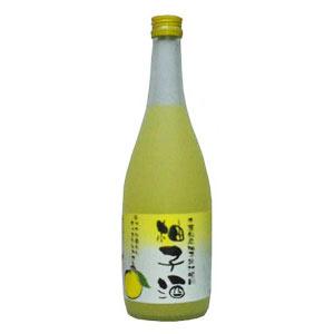 和蔵酒造 千葉県産 柚子果汁 柚子酒 720ml...の商品画像