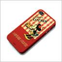 【お買い物マラソン】iPod/iPad/mobileアクセサリ ディズニーDisney(ディズニー) Disney iPhone4用ラバーコートバックパネルケース 携帯ケース RX-IJK483MNE 【Luxury Brand Selection】【RCP】 P02Aug14
