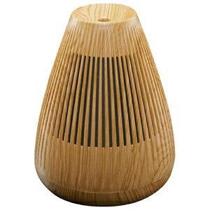 mood 超音波加湿器(ウッド) MOD-KW1401ナチュラルウッド
