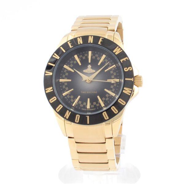 Vivienne Westwood(ヴィヴィアンウエストウッド) VV099BKGD レディス腕時計【】