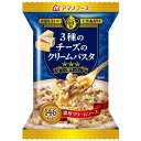 ショッピングアマノフーズ アマノフーズ 三ツ星キッチン 3種のチーズのクリームパスタ 29g×4個