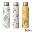 ショッピングサーモマグ thermo mug サーモマグ FUN LETTLE PATTERNS Umbrella bottle 水筒 300ml 保温 保冷 トイストーリー くまのプーさん【送料無料】