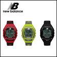 NewBalance(ニューバランス) GPS機能付き ランニングウォッチ 腕時計 【EX2-906シリーズ】 EX2-906-001 EX2-906-002 EX2-906-003【送料無料】【在庫一掃】