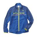 ルコック(lecoq) クロスジャケット QB575141 SBL【送料無料】【在庫一掃】