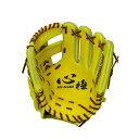 ハイゴールド 軟式 グラブ 心極 二塁手・ショート用 グローブ 内野手用 KKG-7416 野球 HI-GOLD 野球用品【送料無料】【S1】