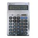 アデッソ 卓上12桁大型電卓 DR-0412T