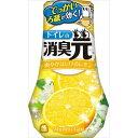 小林製薬 トイレの消臭元 爽やかはじけるレモン 400ML 芳香消臭 トイレ用 トイレ用(代引不可)