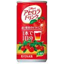 サントリー アセロラドリンク 缶 190g×30本(代引き不可)【送料無料】