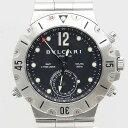 ブルガリSD38SGMT自動巻腕時計【中古】【Bランク】【送料無料】(代引き不可)【RCP】