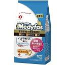 メディファス インドアキャット 1歳から成猫用 下部尿路の健康維持に チキン&フィッシュ味 560g(280g×2袋) ペットライン