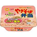 【ケース販売】やきそば弁当 たらこ味バター風味 111g×12個 東洋水産【S1】