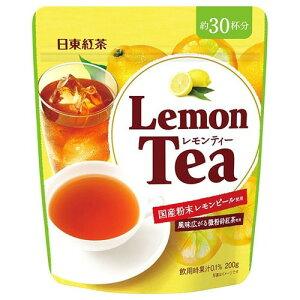 日東紅茶 レモンティー 200g 三井農林