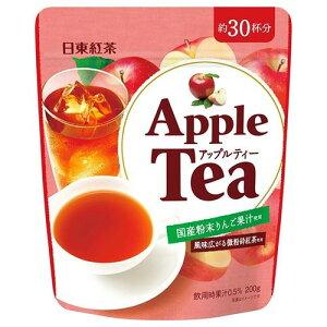 日東紅茶 アップルティー 200g 三井農林