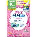 ポイズライナー さらさら吸水 スリム 安心の少量用 立体ギャザーなし 22枚入 日本製紙クレシア