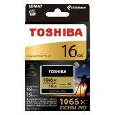 東芝 コンパクトフラッシュカード EXCERIA PRO CF-AX016G(1コ入)