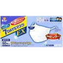 フィッティ 7DAYSマスク EX ホワイト やや大きめサイズ(60枚入) フィッティ