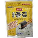両班(ヤンバン) 韓国海苔 48枚 白子