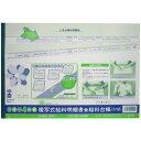 日本法令 複写式給料明細書兼給料台帳 ヨコ式 カラー4色刷 ノーカーボン 20組