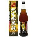 国産 純玄米黒酢 720ml 井藤漢方製薬