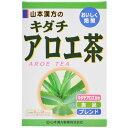 山本漢方のキダチアロエ茶 8g×24包 山本漢方製薬