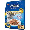 日本ペットフード ミオコンボ まぐろ味カニカマ小魚添え700g