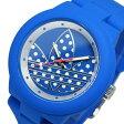 アディダス ADIDAS アバディーン クオーツ レディース 腕時計 時計 ADH3049 ブルー【楽ギフ_包装】