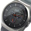 スカーゲン SKAGEN クオーツ メンズ 腕時計 時計 SKW6146 グレー【楽ギフ_包装】