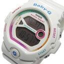 手錶 - カシオ ベビージー Baby-G クオーツ レディース 腕時計 時計 BG-6903-7C ホワイト【楽ギフ_包装】【S1】