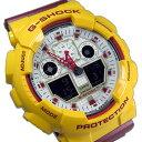 カシオ CASIO Gショック G-SHOCK クオーツ メンズ 腕時計 時計 GA-100CS-9A ホワイト【楽ギフ_包装】