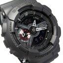 カシオ CASIO Gショック G-SHOCK クオーツ メンズ 腕時計 時計 GA-110MB-1A ブラック【楽ギフ_包装】