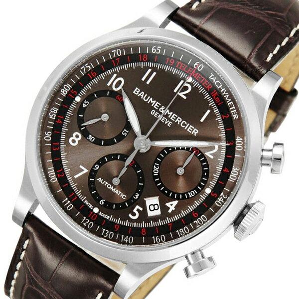 ボーム&メルシェ ケープランド クロノ 自動巻き メンズ 腕時計 MOA10083【送料無料】【_包装】 【送料無料】【ラッピング無料】