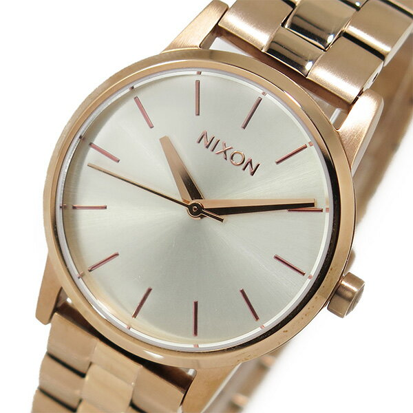 ニクソン NIXON クオーツ レディース 腕時計 時計 A361-1045 ホワイト【_包装】 【ラッピング無料】