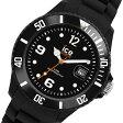 アイスウォッチ フォーエバー クオーツ レディース 腕時計 時計 SI.BK.S.S.09 ブラック【楽ギフ_包装】