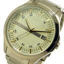 アルマーニ エクスチェンジ クオーツ メンズ 腕時計 時計 AX2131 シャンパンゴールド