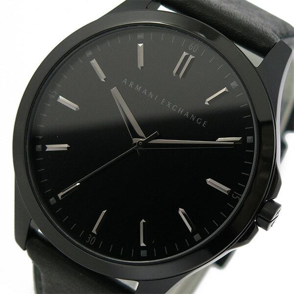 アルマーニ エクスチェンジ クオーツ メンズ 腕時計 時計 AX2148 ブラック【_包装】 【ラッピング無料】