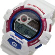 カシオ CASIO Gショック ホワイト トリコロール 電波ソーラー 腕時計 時計 GW-8900TR-7【楽ギフ_包装】