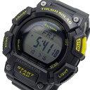 カシオ CASIO デジタルソーラー メンズ 腕時計 時計 STL-S110H-1C ブラック/イエロー【楽ギフ_包装】【在庫一掃】
