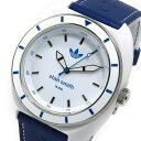 アディダス ADIDAS スタンスミス STAN SMITH クオーツ メンズ 腕時計 時計 ADH9087 ブルー【楽ギフ_包装】