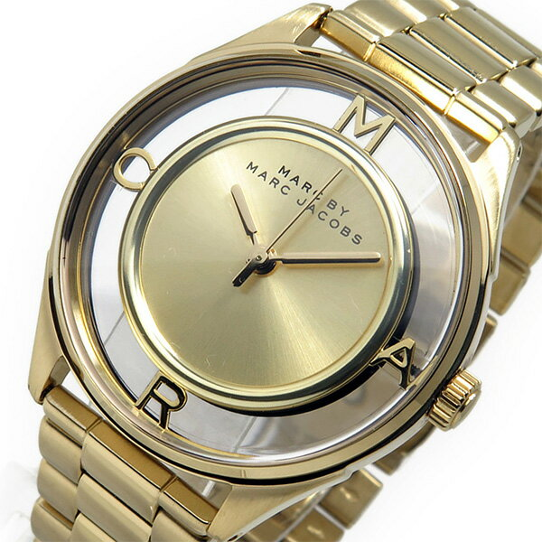 マーク バイ マークジェイコブス ティザー レディース 腕時計 時計 MBM3413 ゴールド【_包装】 【ラッピング無料】