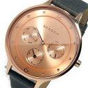 スカーゲン SKAGEN クオーツ レディース 腕時計 時計 SKW2392 ピンクゴールド【楽ギフ_包装】