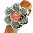 フォリフォリ FOLLI FOLLIE クオーツ レディース 腕時計 時計 WF5T009SPO-OR オレンジ【楽ギフ_包装】