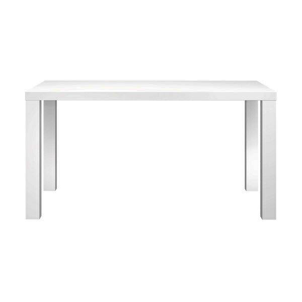 あずま工芸 エピソード ダイニングテーブル 140 TDT-5111 ホワイト き【送料無料】 【送料無料】