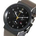 ブラウン BRAUN クロノ クオーツ メンズ 腕時計 時計 BN0035BKBRG ブラック