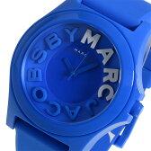 マークバイマークジェイコブス クオーツ レディース 腕時計 時計 MBM4024 ブルー【楽ギフ_包装】