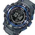 カシオ プロトレック 電波 ソーラー 腕時計 PRW-3500Y-1JF ブラック 国内正規【送料無料】【楽ギフ_包装】