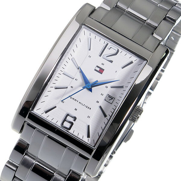 トミー ヒルフィガー TOMMY HILFIGER クオーツ レディース 腕時計 時計 1710267 ホワイト【_包装】 【ラッピング無料】
