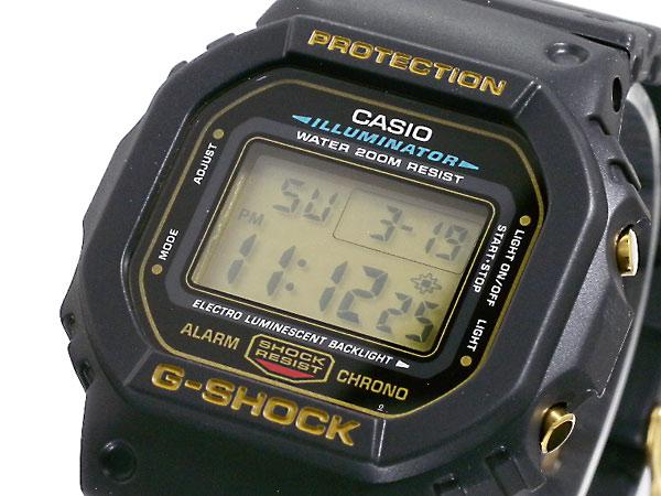 カシオ CASIO Gショック G-SHOCK 腕時計 時計 DW5600EG-9【_包装】 【ラッピング無料】?深い