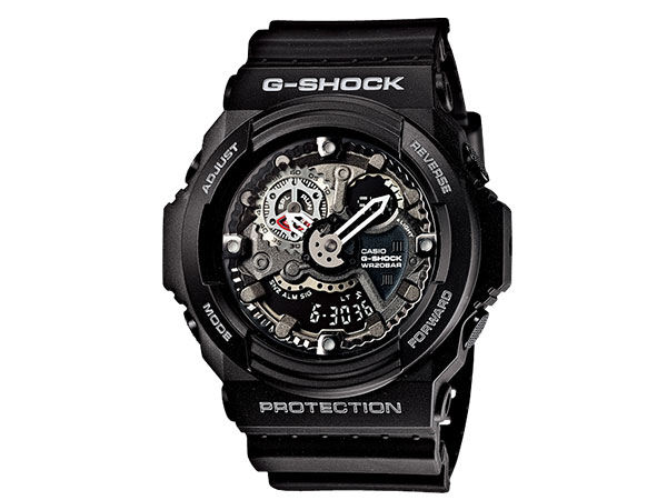 カシオ Gショック BIG CASE アナデジ 腕時計 時計 GA-300-1AJF 国内正規【_包装】 【ラッピング無料】