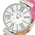 フォリフォリ ミニダイナスティ レディース 腕時計 時計 WF13A014SSW-PI ピンク【楽ギフ_包装】