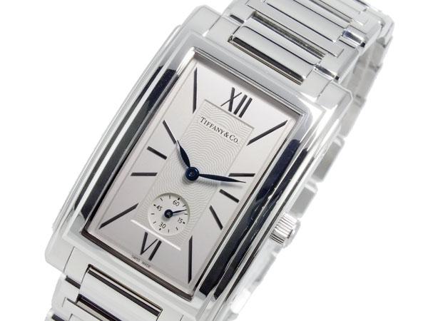 ティファニー TIFFANY&CO グランド GRAND クオーツ メンズ 腕時計 Z0030.13.10A21A00A【送料無料】【_包装】 【送料無料】【ラッピング無料】